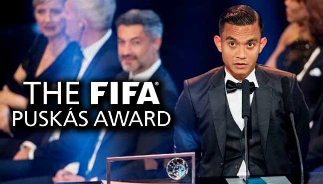 Congratulations Mohd Faiz Subri !!!