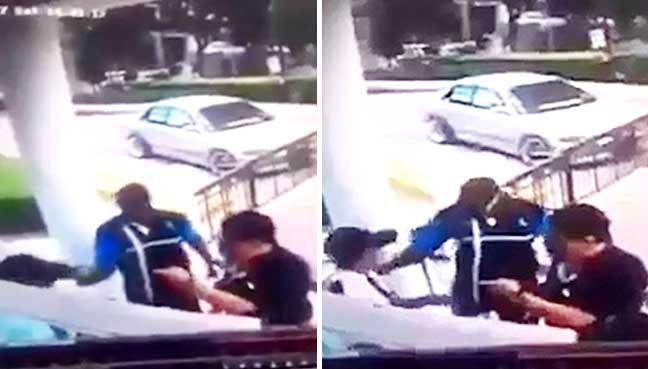 Image result for beat up lorry driver bukit antarabangsa