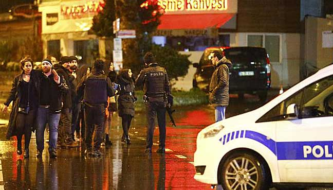Turkey nightclub attack: What we know