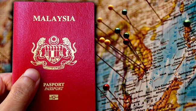 The Malaysian Passport Now Holds 5th Position In International Ranking