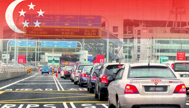 Malaysian taxis not subject to RM20 road fee, says Singapore