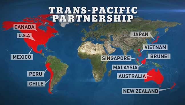 Asia Pacific Seeks To Save Tpp Trade Deal Without Us Free Malaysia