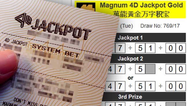 Businessman wins RM20 3 million Magnum 4D Jackpot | Free