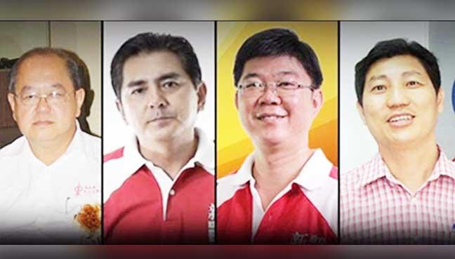 Sim, three others, quit DAP
