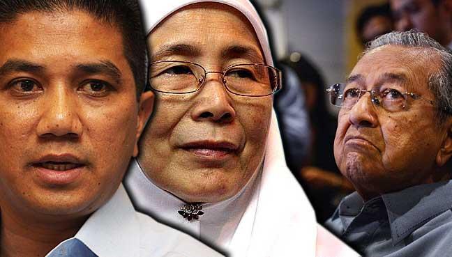 Bahasa,-FMT,-KL,-Malaysia,-Zaid-Ibrahim,-Mahathir-Mohamad,-azmin-ali.