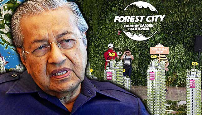 FMT,-Malaysia,-KL,-Johor,-Mahathir-Mohamad,-Forest-City,-Sultan-Ibrahim,-China,-Forest-City