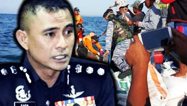 Two Indonesians Found after Motorboat Sinks in Malaysia