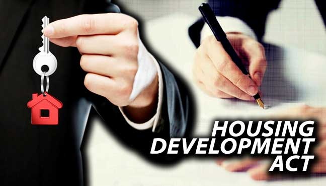 housing development act 1966 in malaysia Confirmation pursuant to section 22a housing development (control and licensing) act 1966 (in respect of housing accommodation within the meaning of the said act), the approval of fic and/or state.