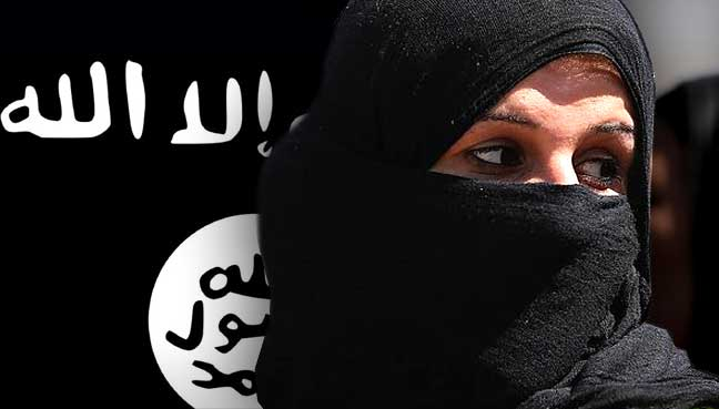 Woman from India among 3 held for IS support