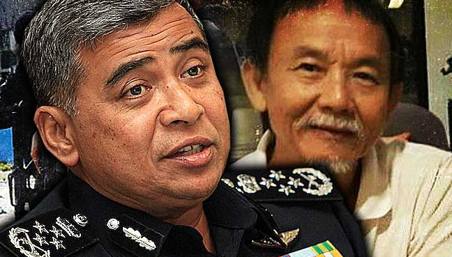 IGP Khalid to retire next month