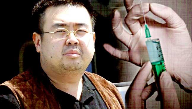 Kết quả hình ảnh cho kill Kim Jong-nam in Malaysia