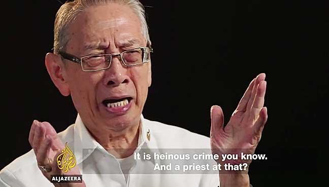 Philippines'-priests