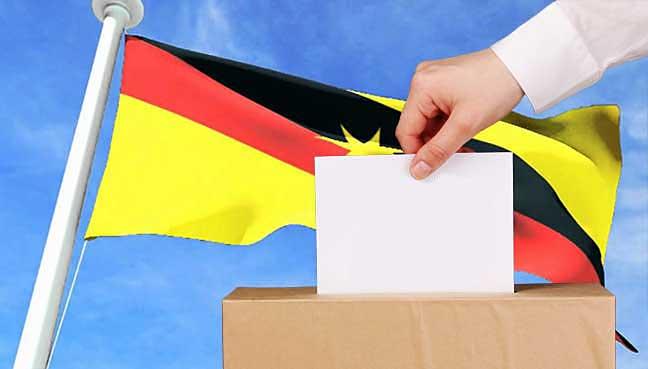 Sarawak-Vote