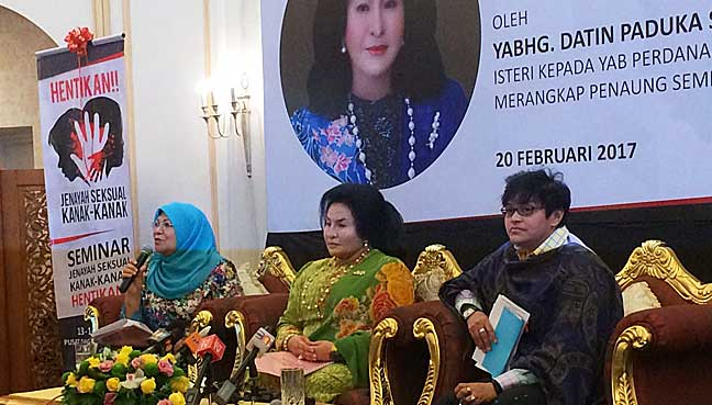 Seri-Perdana,-Rosmah-Mansor,-jenayah-kanak-kanak.