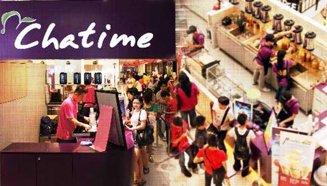 Chatime Malaysia tutup operasi