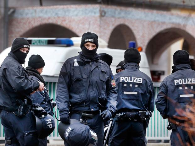 Police search Berlin properties linked to Christmas market attacker's mosque