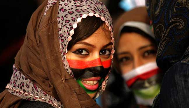 East Libya issues women travel ban over alleged spying