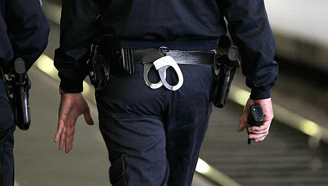 French police brutality in spotlight again after officer charged with rape