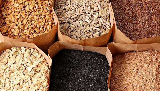 Whole Grains Can Help with Weight Loss