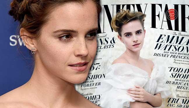 Emma Watson: Revealing Photo Does Not Undermine Feminism
