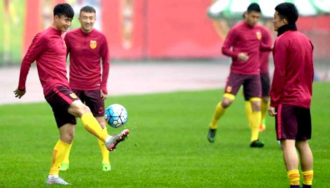 Korea Suffers 1-0 Loss Against China in World Cup Qualifier