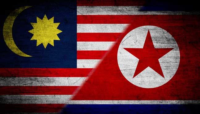 Malaysia-North-Korea-flag