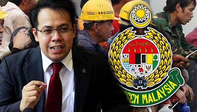 DAP: Orang Tengah Raih Jutaan Ringgit Sebagai Pembawa