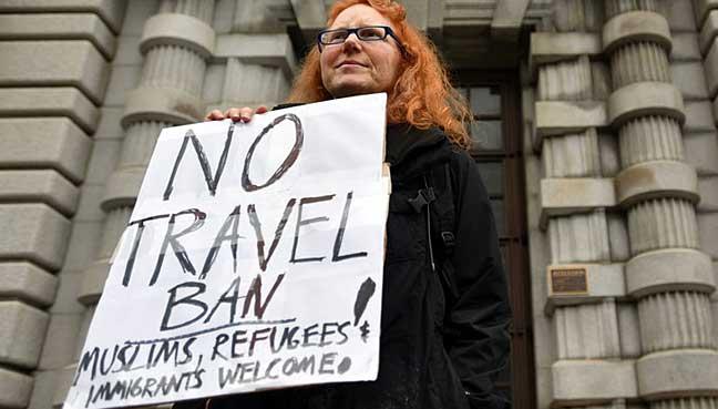 Trump lawyers make final Supreme Court pitch on travel ban