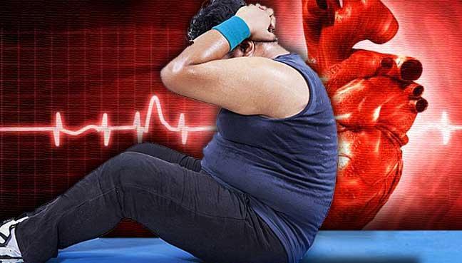 Healthy obese still face higher heart disease risk
