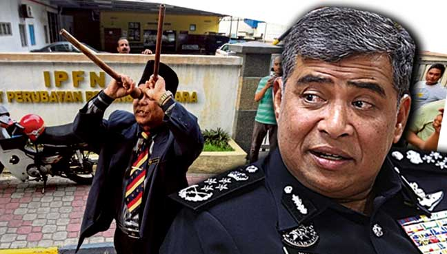 Don't do silly things, IGP warns 'Raja Bomoh'
