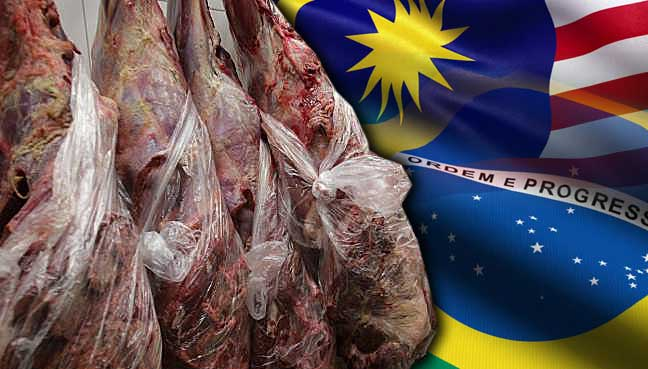 Brazilian meat in Malaysia not from sources under probe, says envoy