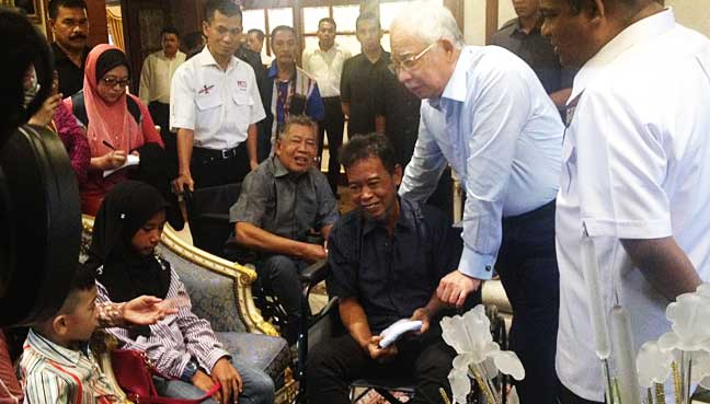 Najib: Safe return of Abu Sayyaf kidnap victims a relief