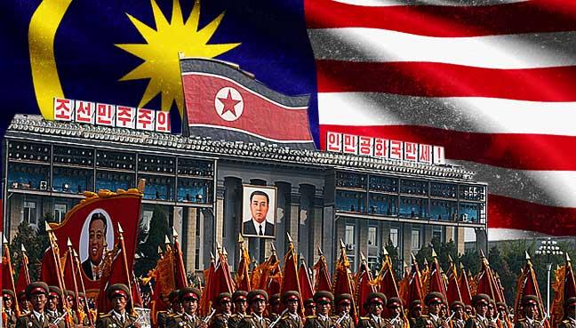 north-korean-malaysia