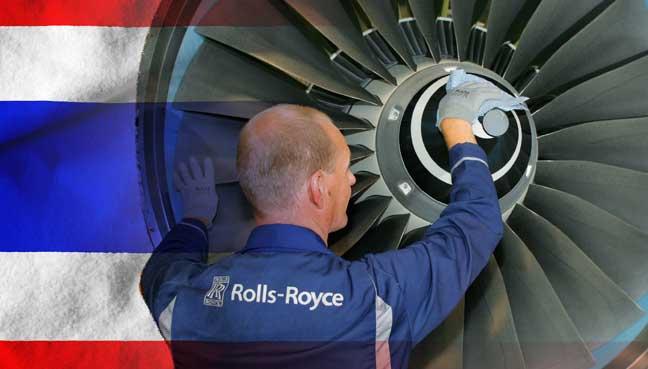 rolls-royce-thailand