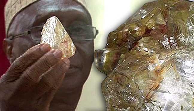 706 Carat Diamond Unearthed By Pastor In Sierra Leone