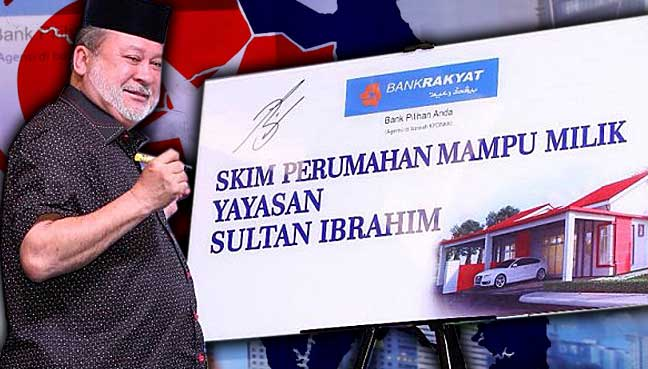 Johoreans Hail Sultan Ibrahim S Affordable Housing Scheme Free Malaysia Today