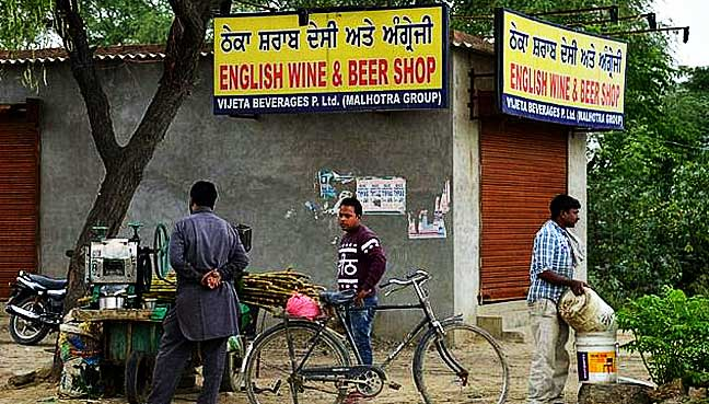 A-booze-ban-stresses-Indian-business