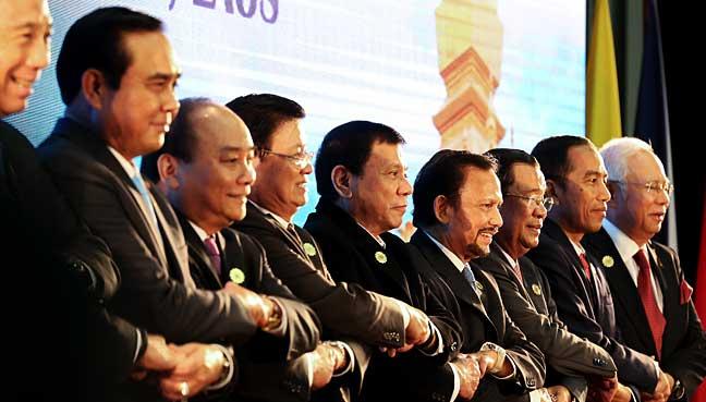 Asean-leaders