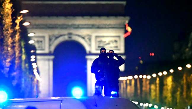 Champs-Elysee-Terror-Attack