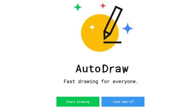 Google's-AutoDraw