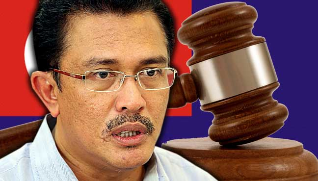 Johor Exco Abd Latif Resigns Over Corruption Charges