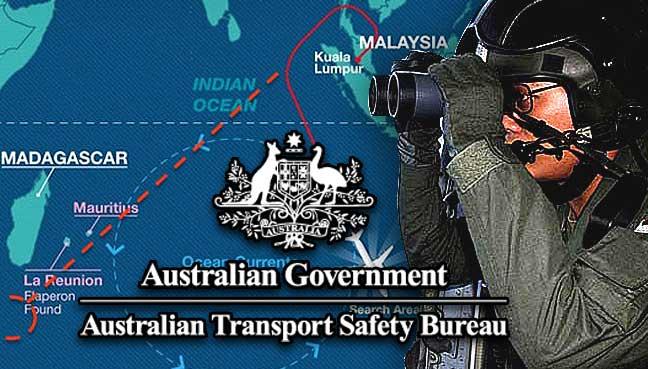 MH370-ATSB