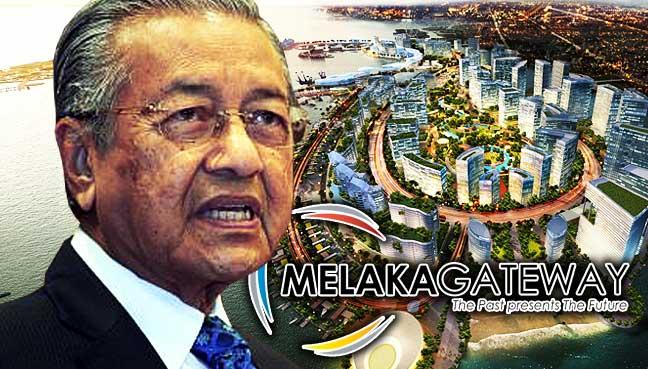 Melaka-Gateway-port