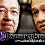 Nazri-Mahathir