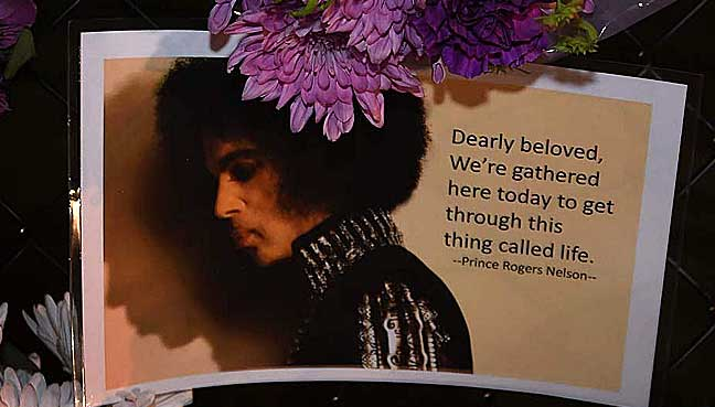 Prince-Tribute