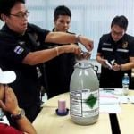 Thai-police-arrest-man-smuggling-semen-into-Laos
