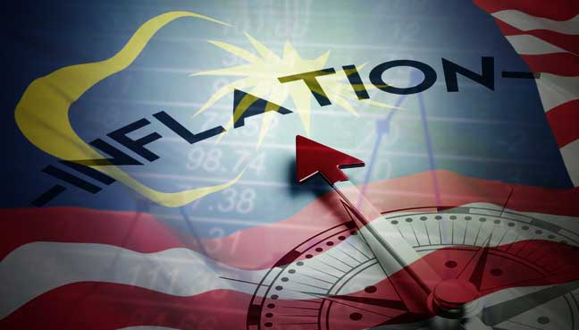 effects of inflation on malaysian economy