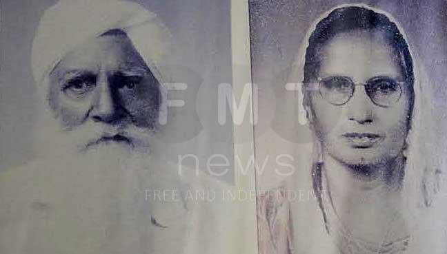 Ram Singh and Kartar Kaur.
