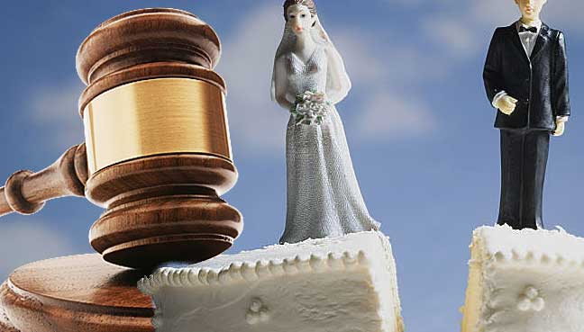 married-divorce-law