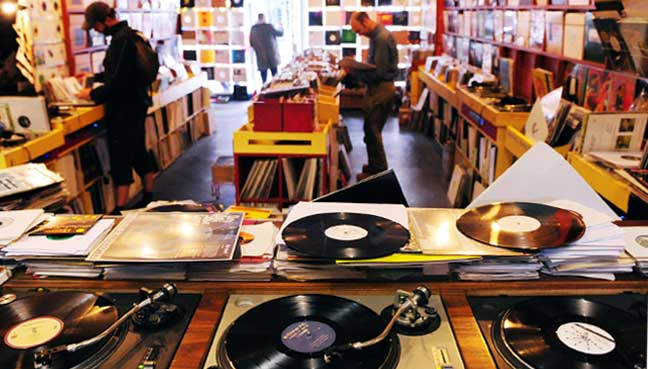 A decade into Record Store Day, a new world of vinyl | Free